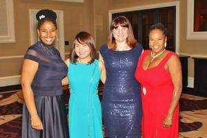 Crystal Fowler, Thuy Cannon, Nicole Kozma, Linda Okpaleke
