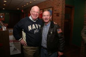Jim Naumann, George Casey