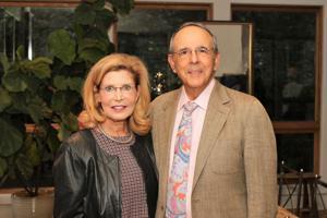 Nanci and Jim Bobrow