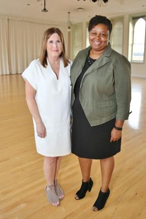 Cynthia Prost, President and CEO Arts and Education Council and Antionette Carroll, President and CEO/Founder Creative Reaction Lab and international Speaker