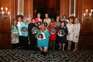 2015 Women of Achievement and Officers