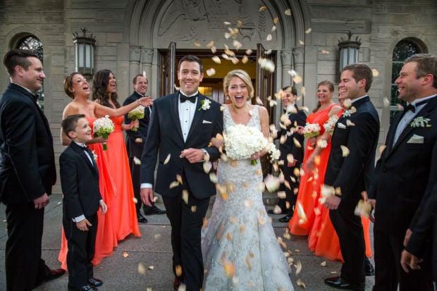 Anne Allred & Drew Lammert: A Southern-Inspired Soiree | Weddings
