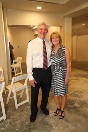 Bob and Marcia Leonard