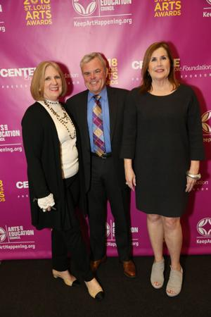 Co-chairs:  Susan Block, John Russellm, Cynthia Prost