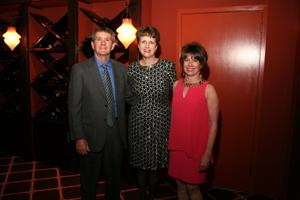 Gary and Tammy Krebel, Robin Feder