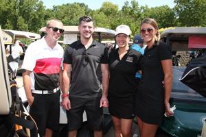 Chad Hill, Ben Sherrick, Margie Stein, Stephanie Rowden