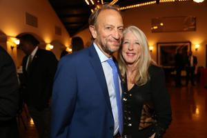 Mark and Cheryl Levison