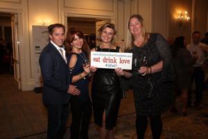 Bob and Ann Tisone, Donna Barks, Amy Deiters
