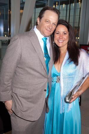 Stuart and Melanie Imber
