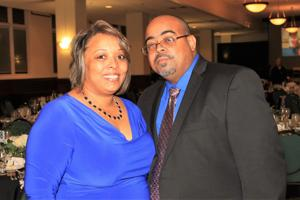 Tracey and Jacques Coleman