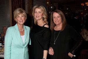 Betty Goran, Gina Reilly, Debbie Aliperti
