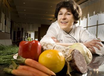 In the Kitchen with Karen Hoffman