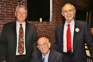 Brian Groppe, Joe Daus, Doug Munsell