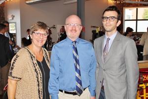 Jennifer Higginbotham, Paul Schoenig, Pat Mobley