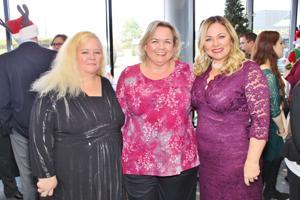 Ellen Harris, Lucinda Denby, Meghan Schmitz
