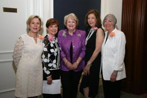 Karen Castellano, Judy Harris, Alice Handelman, Phyllis Langsdorf, Joni Karandjeff