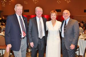 Jim Heinz, Earl and Denice Lyden, Gerry Pawlowicz