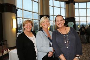 Dawn Thomas, Abby Keough, Susan Powers