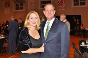 Gina and Tom Raffety
