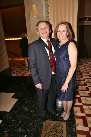 Steve Conway, Christy Ammentorp