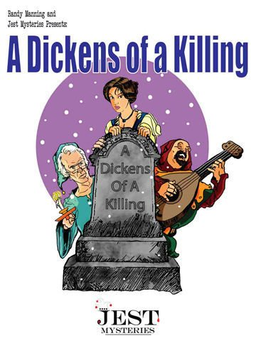 Dickens of a Killing title text