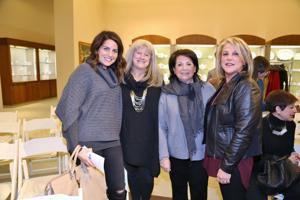 Jennifer Sonneland, Betsy Wegusen, Jane Hochman, Linda Kline