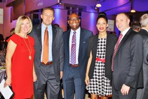 Kim Bernhert, Steve Cullimore, Andre Crawford, Kerri Anne Crawford, David Smith