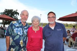 Jim Wilson, Mary Beth Layton, D. J. Wilson