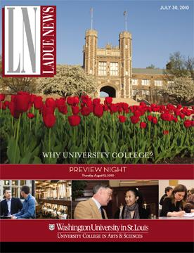 Washington University's University College