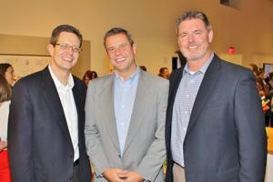 Sean Lorentz, Mark Koenig, Jim Scheer