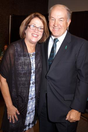 Beth and Bruce Hudson