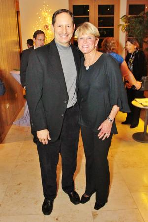 Teri and David Griege