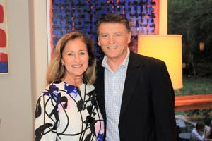Liz and Mark Bockius