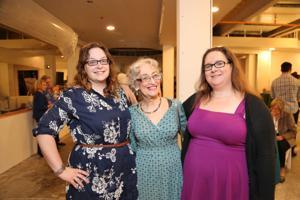 Amanda Canaday, Barbara Frommer, Kate Orwig