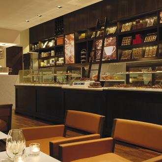 Bissinger's Handcrafted Chocolatier at Maryland Plaza