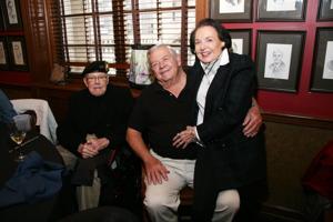 Col Leonard Griggs, Cicardi Bruce, Denise Griggs