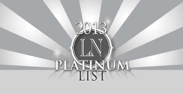 Platinum List Logo
