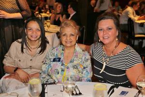 Cheryl Lee, Linda Mertz, Gina Breadon