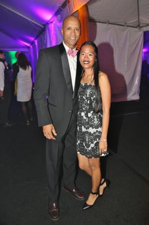 Reggie and Gina Vanderson