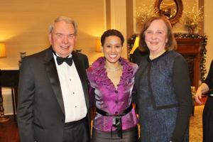Paul Lee, Katherine Jolly, Linda Lee