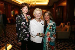 Fran Zamler, Joan Quicksilver, Pam Toder