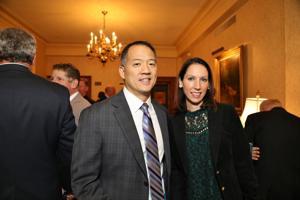 Rich and Kimberly Chong