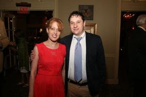 Nanci and Aaron Miller