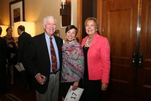 Ed Schmidt, Alice Foster, Mary D Schmidt
