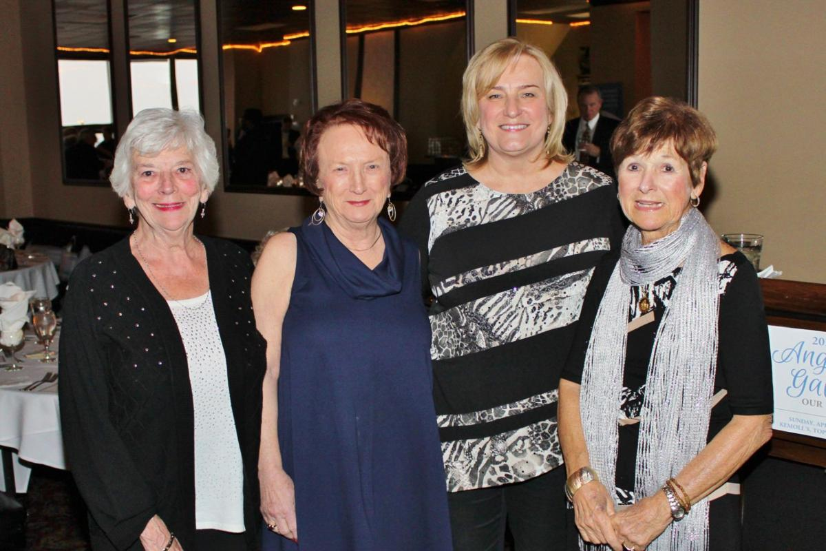 Pat Rebholz, Marilyn Ebkeiemer, Diane Capellupo, Mary Capellupo