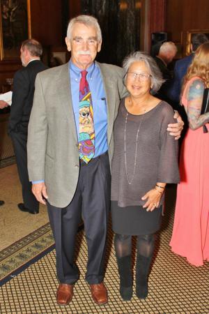 Ron Moser, Janet Eto