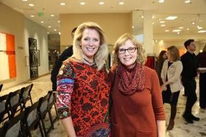 Sharon Gorman, Jill Saunders