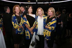 Kelly Schwartz, Diana Betersen, Nancy Haas, Karen Reese