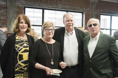 Susan Mogab, Prudence and Marc Kramer, Tom Purcell