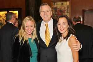 Kathleen Calvert, Tim and Kristin Catlett